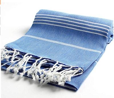 Cacala PES-CEP-Nightblue Bath Towels