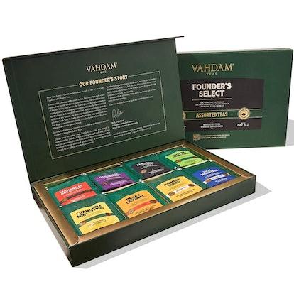 VAHDAM Assorted Tea Bag Sampler