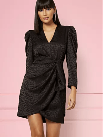 SHEATH DRESS - EVA MENDES PARTY COLLECTION