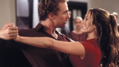 Jennifer Lopez 'The Wedding Planner' rom-coms