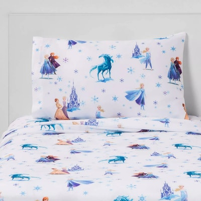 Frozen 2 Fearless Journey Sheet Set (Twin)