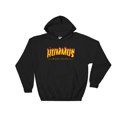 Hummus With Pita- Unisex Hoodie