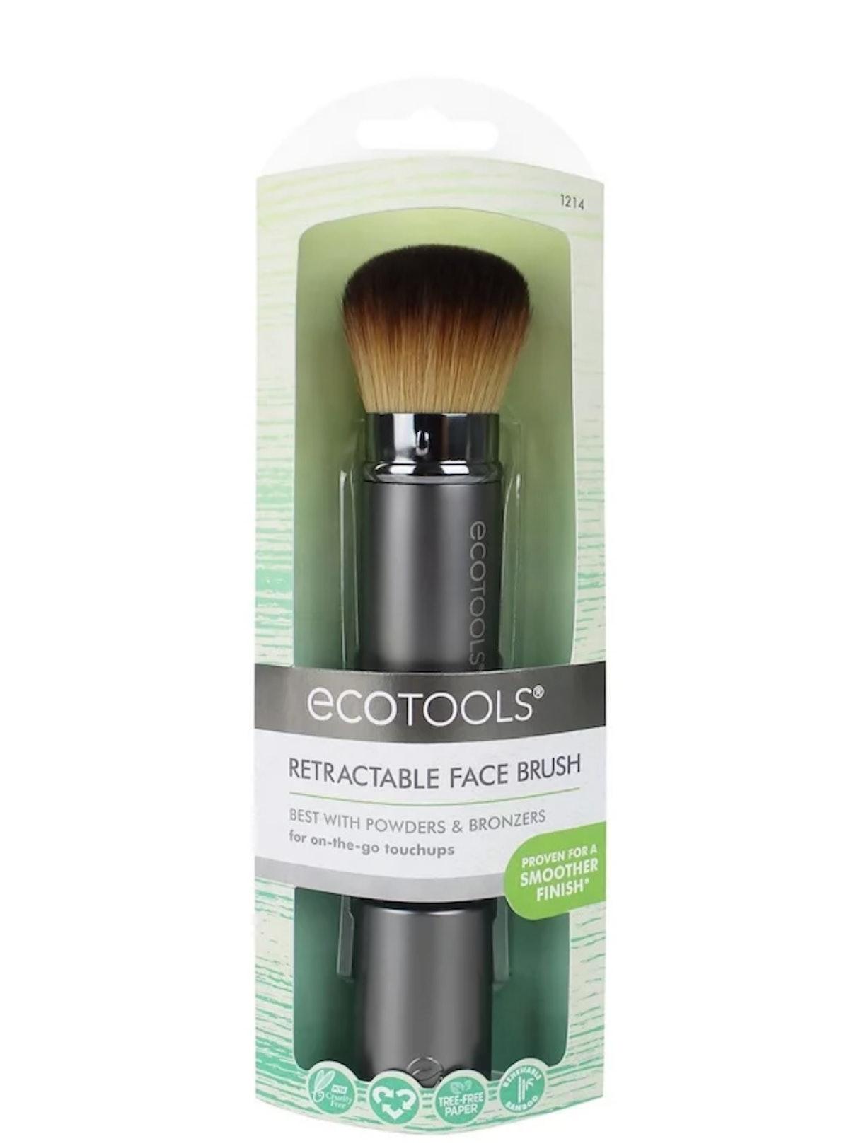 EcoTools Retractable Kabuki Brush