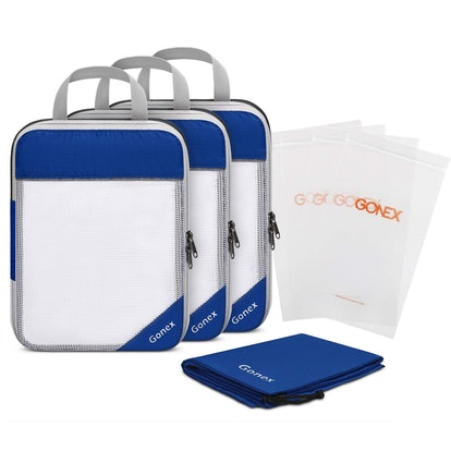 Gonex Compression Packing Cubes Set