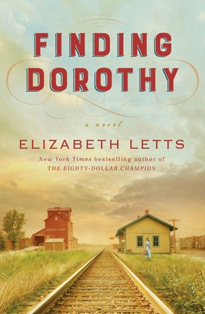 'Finding Dorothy' by Elizabeth Letts