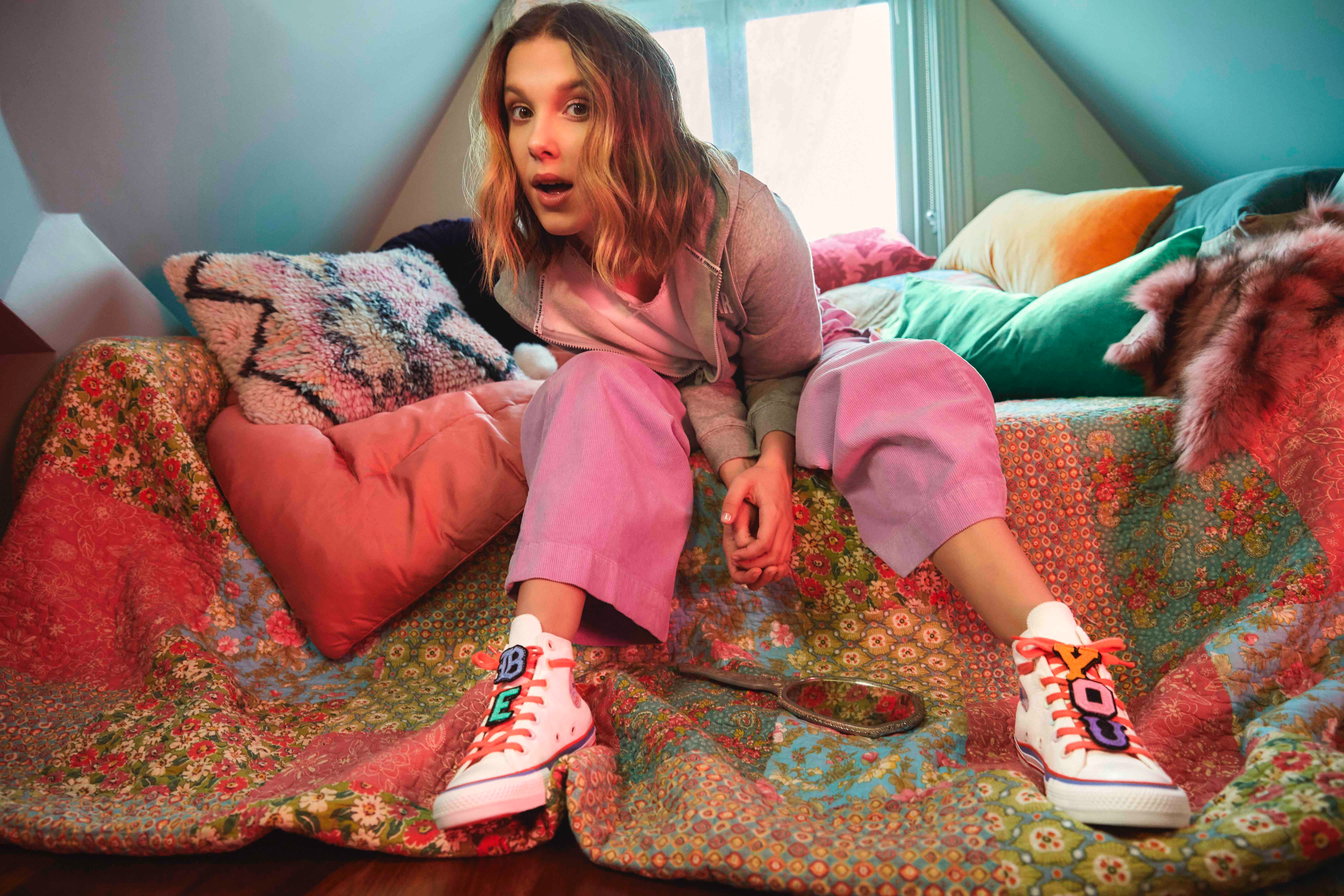 """Stranger Things"""" – Converse Classic Chuck Taylor 'ALL STAR"""