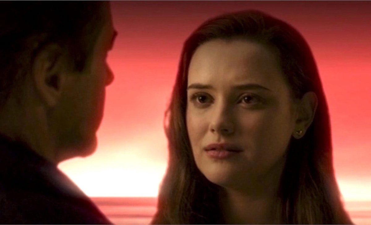 Katherine Langford's scene was cut from 'Avengers: Endgame' but can be watched as bonus footage on D...