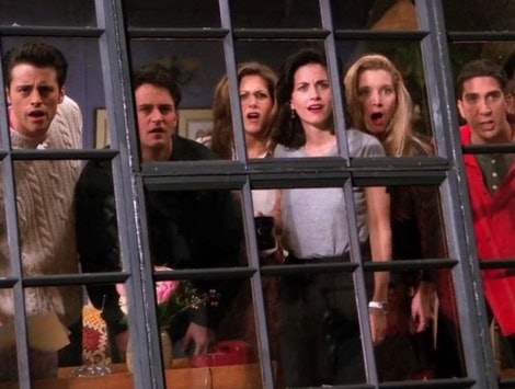 "A ""Friends"" reunion special is in the works at HBO Max"