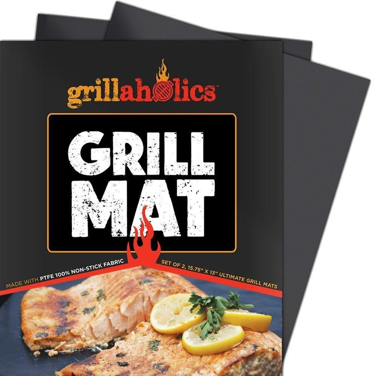 Grillaholics Grill Mat (2-pack)