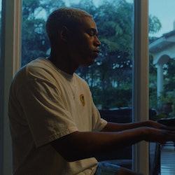 Kelvin Harrison Jr. as Tyler in 'Waves'
