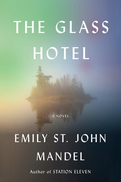 The Glass Hotel by Emily St. John Mandel  is a best book of 2020.