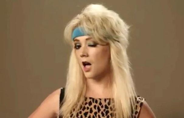 Billie Lourd as Montana in 'AHS: 1984'