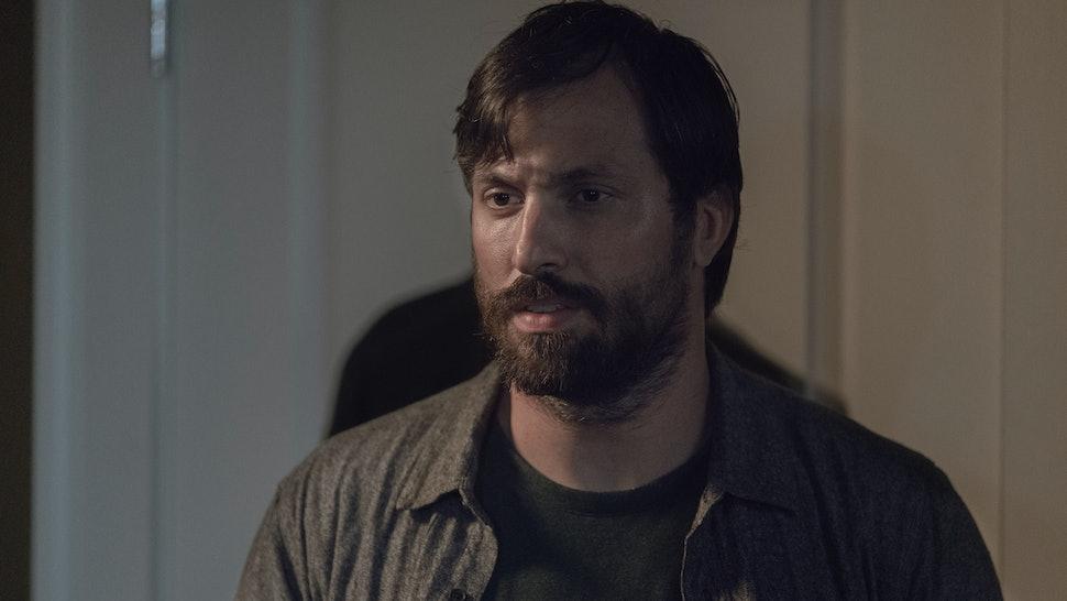 Juan Javier Cardenas as Dante on The Walking Dead Season 10