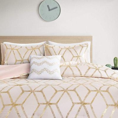 Comfort Spaces Vivian 4-Piece Comforter Set