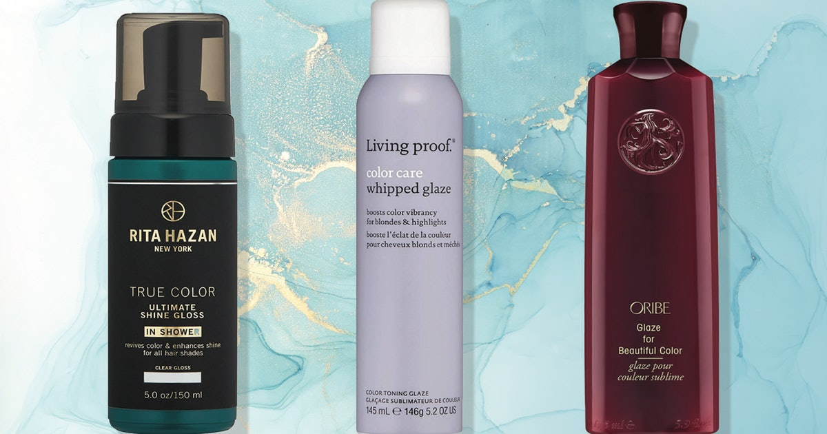The 5 Best Hair Glazes