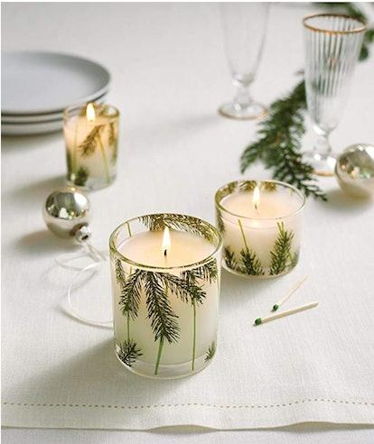 Thymes Frasier Fir Candles (6-Pack)