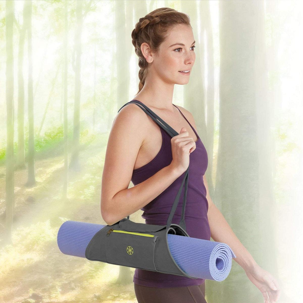 Gaiam Yoga Mat Carrier