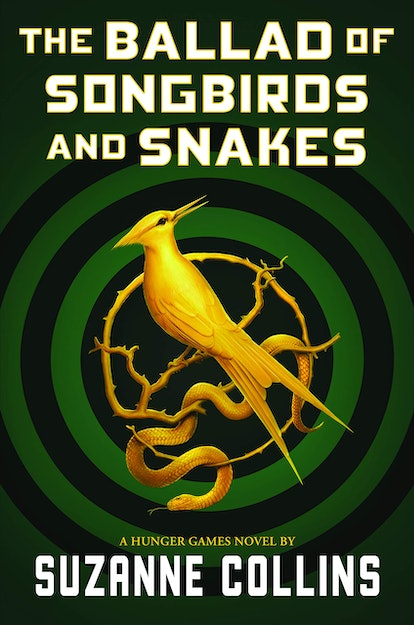 The Ballad of Songbirds and Snakes by Suzanne Collins is a best book of 2020.