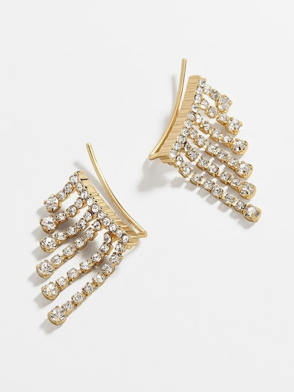 Vela Fringe Earrings