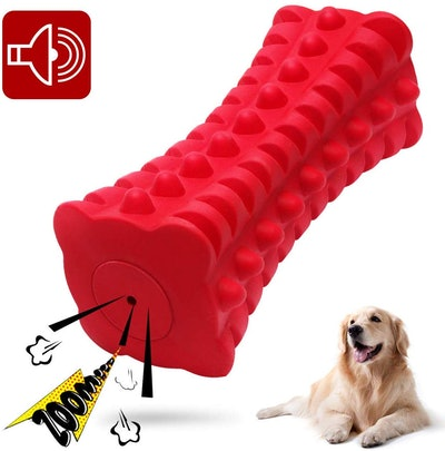 VANFINE Dog Squeaky Chew Toy