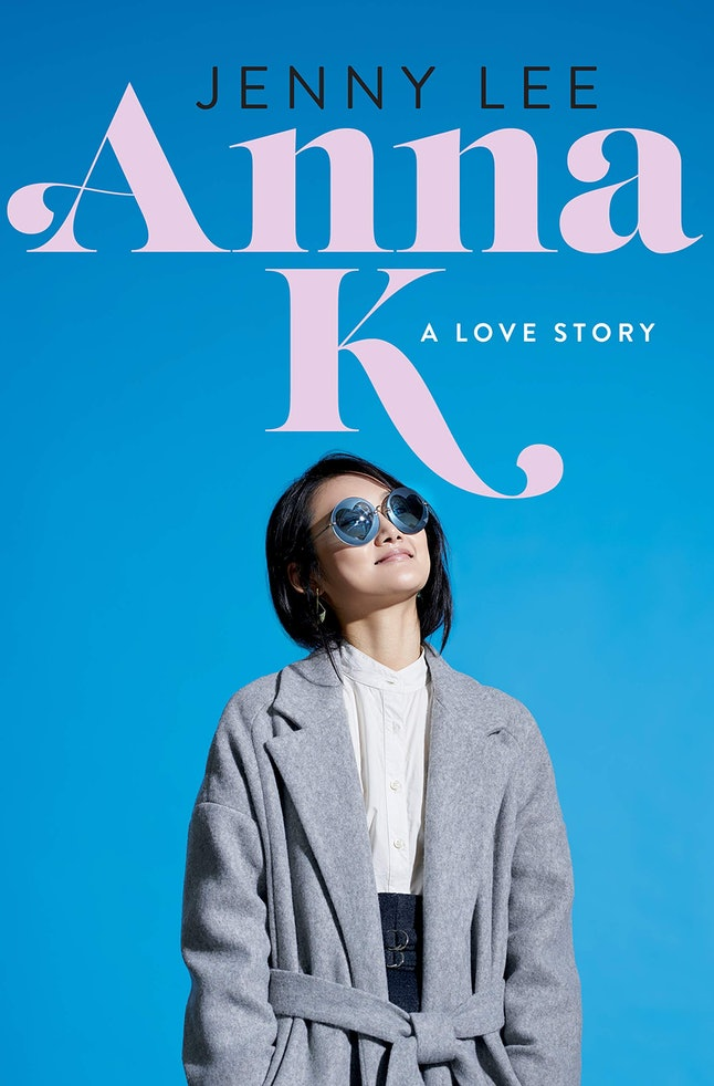 Anna K by Jenny Lee is a best book of 2020.