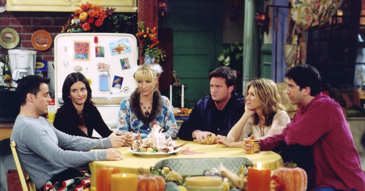 The 'Friends' Thanksgiving Episodes Are Coming To Theaters & I'm Emotional