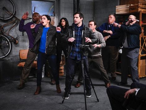 Brooklyn Nine-Nine scores an early Season 8 renewal.