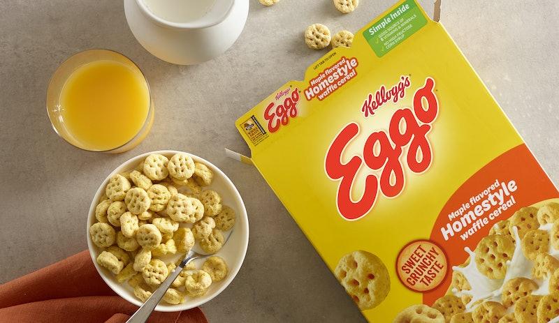 Kellogg's is brining Eggo Waffle Cereal back at the end of November.