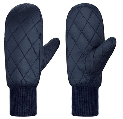 Andake 90% Duck Down Mittens Gloves For Women