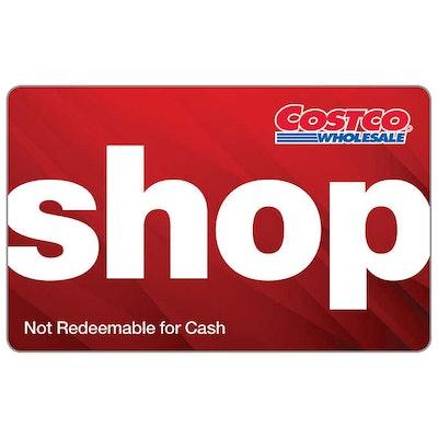 Costco Shop Card