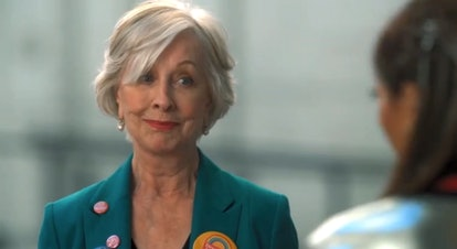 Christina Pickles in Dollface