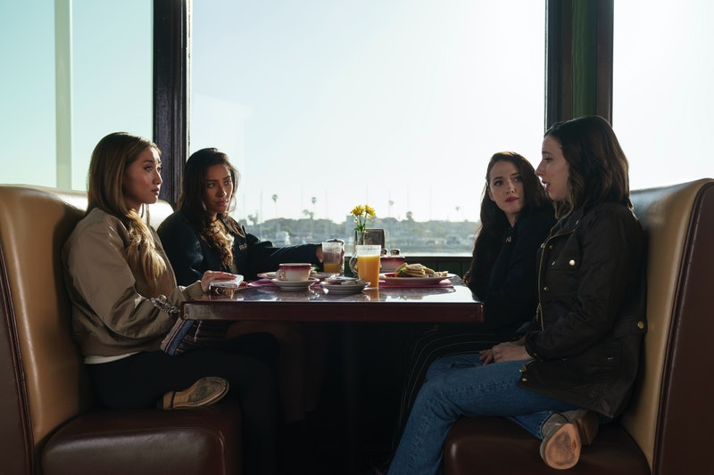 The cast of 'Dollface' on Hulu