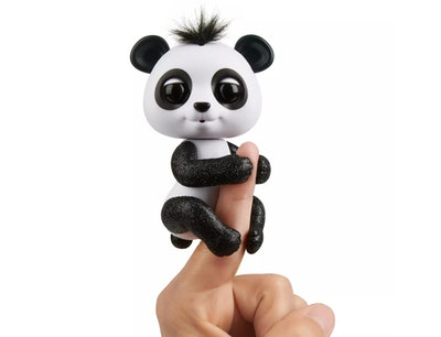 Interactive Baby Panda