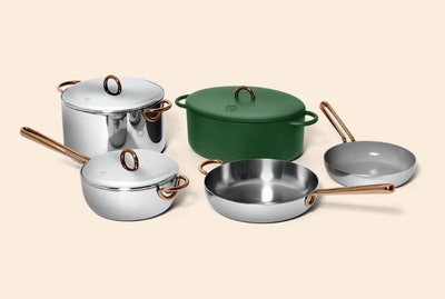 Family Style Cookware Set