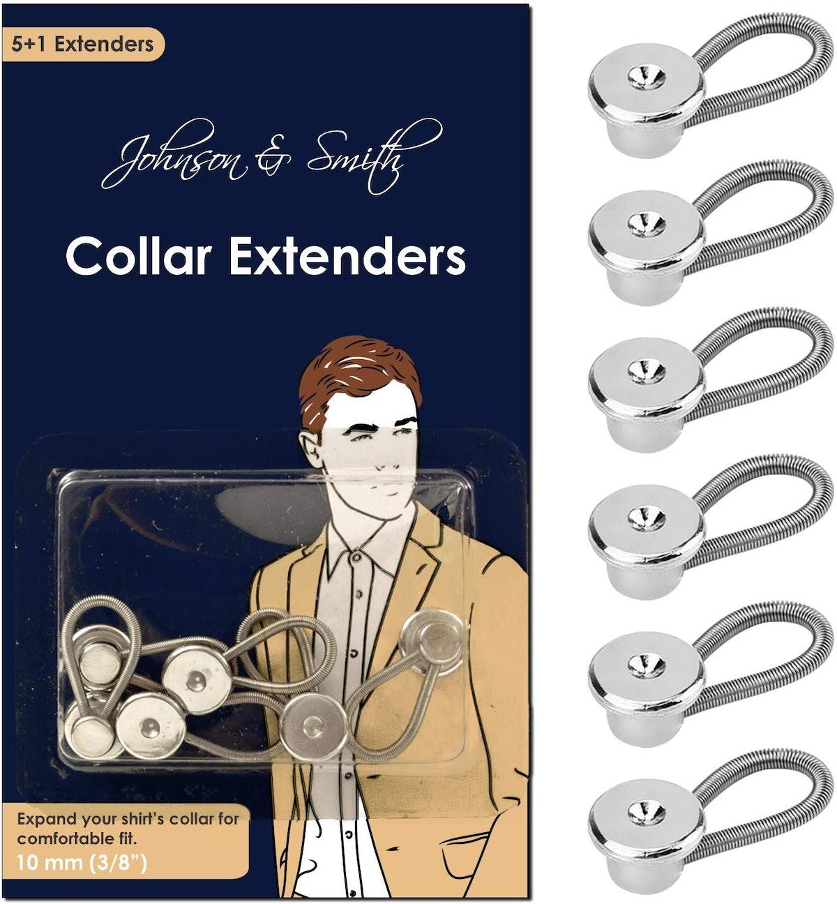 Johnson & Smith Collar Extenders