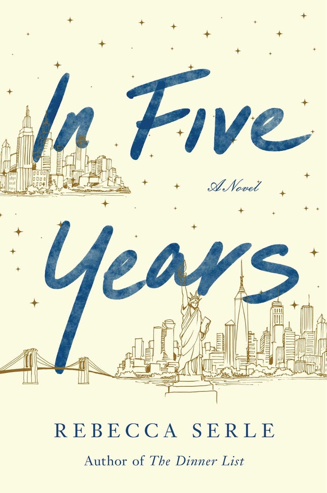 In Five Years by Rebecca Serle is a best book of 2020.