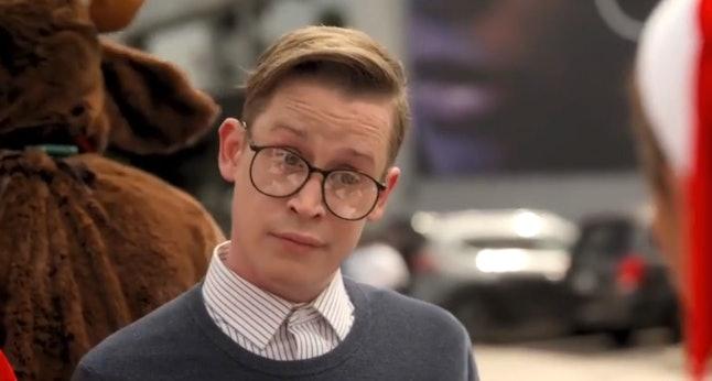 Macaulay Culkin in Dollface