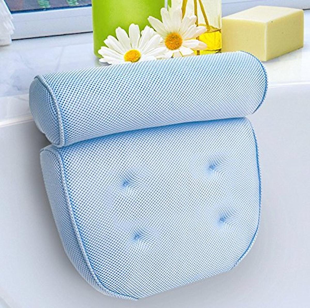 Kleeger Non Slip Bath Pillow