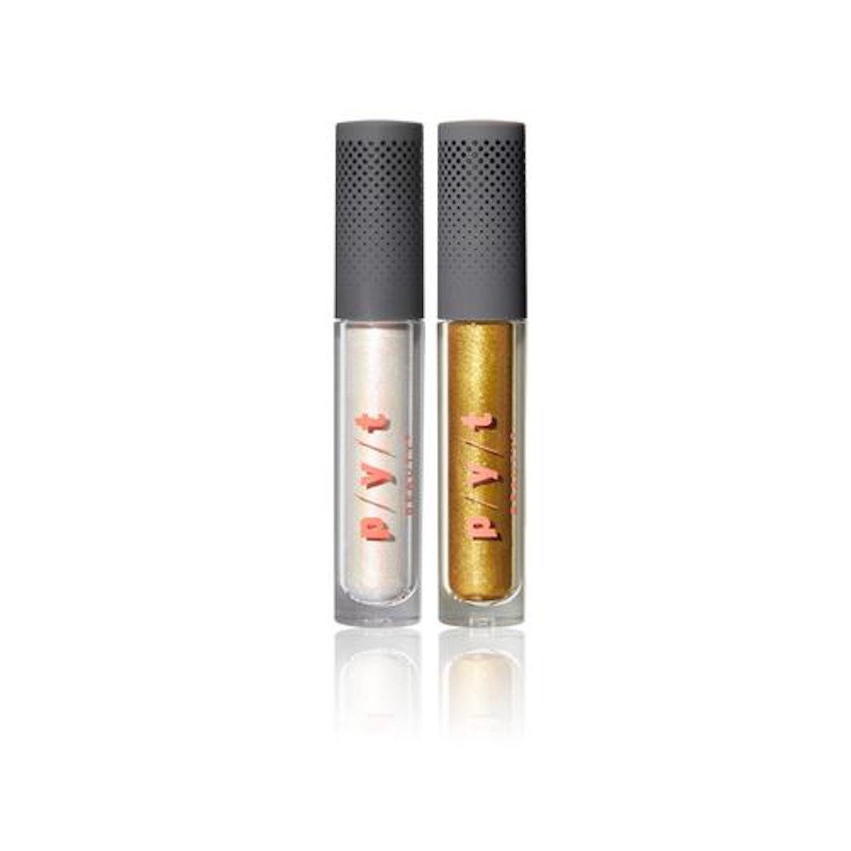 Glam Glitter Gel Set of 2 - Gold & Iridescent