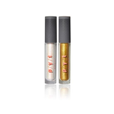 Glam Glitter Gel Set of 2 - Gold & Iridescent
