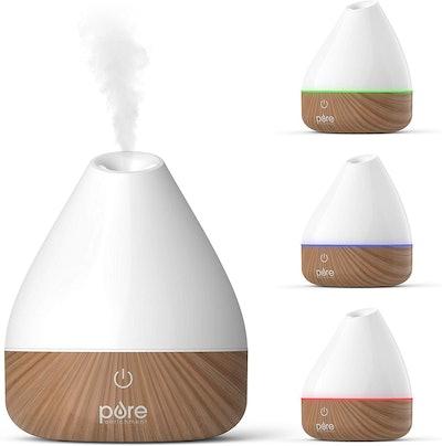 Pure Enrichment PureSpa Natural Aromatherapy Oil Diffuser