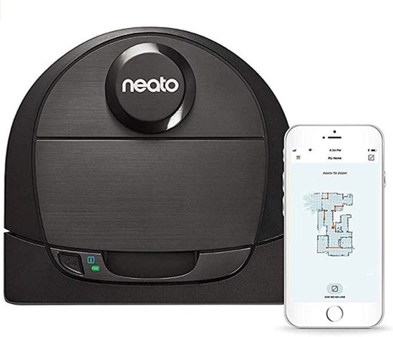 Neato Robotics Laser Guided Smart Robot Vacuum