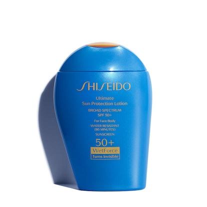 Ultimate Sun Protection Lotion WetForce SPF 50+ Sunscreen