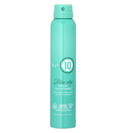 It's a 10 Miracle Blow Dry Hair Refresher