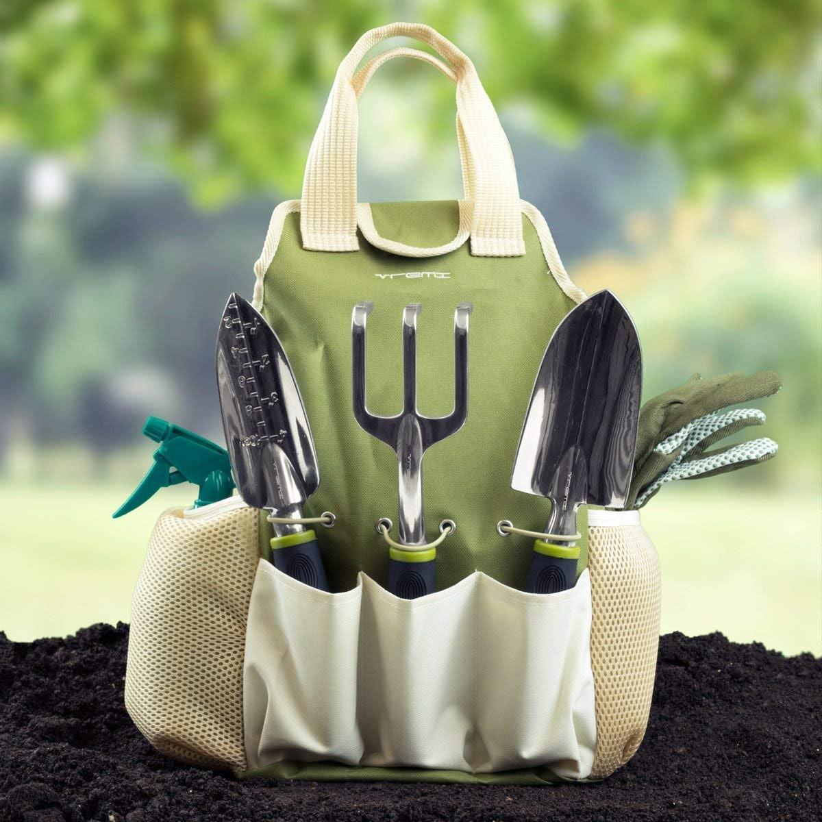 Vremi Garden Tools Set (9-pieces)