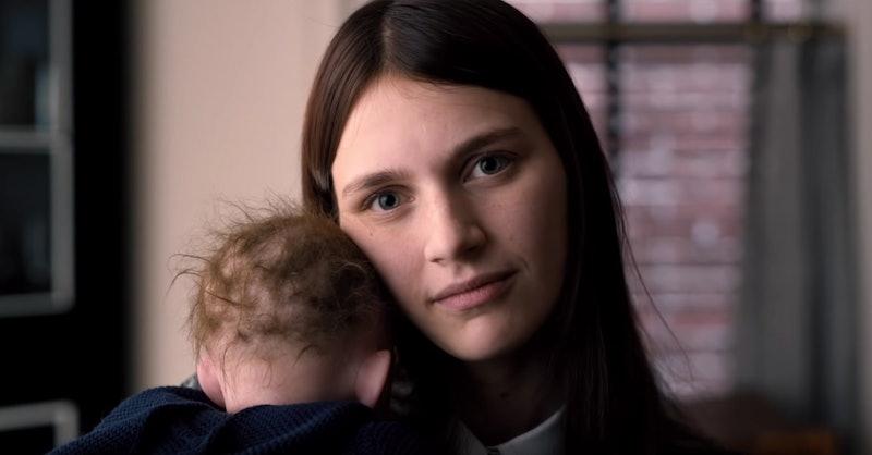 'Servant' trailer creepy baby