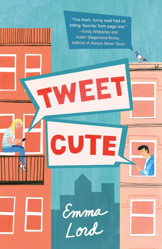 Tweet Cute by Emma Lord is a best book of 2020.
