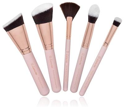 Lamora Pro Face Contour Brush Set