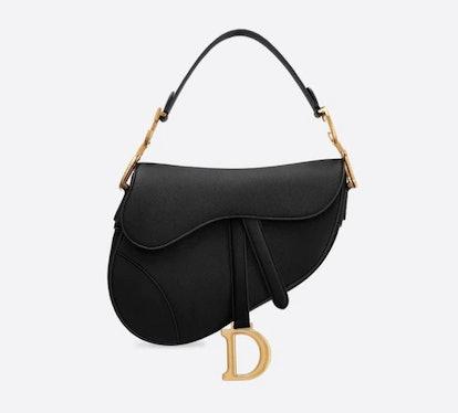 Saddle Calfskin Bag
