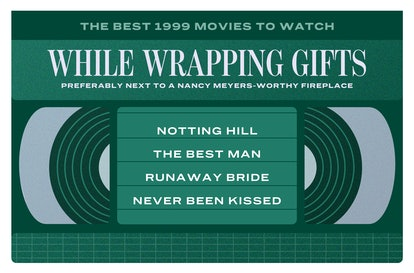 The best 1999 movies to watch include: 'Notting Hill,' 'The Best Man,' 'Runaway Bride,' 'Never Been Kissed.'